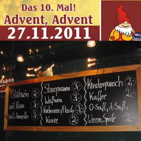 1ter Advent 2011